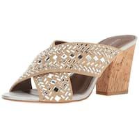 Donald J Pliner Women's Giliansp Slide Sandal