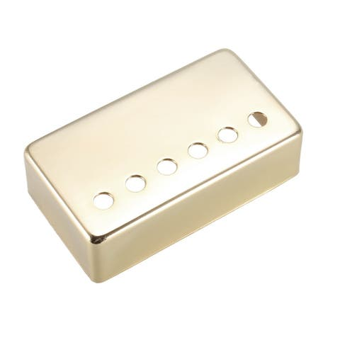 52mm Metal Humbucker Guitar Bridge Pickup Covers for Electric Guitar - Golden