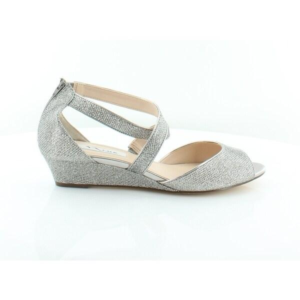 Nina Rhonda Women's Sandals & Flip Flops Steel Dreamland