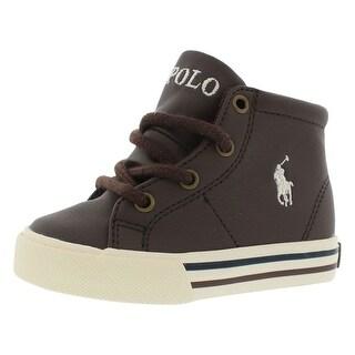 Polo Ralph Lauren Scholar Mid Casual Infant's Shoes - 4 m us toddler