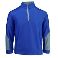 Under Armour Youth Loft Mock Pullover Shirt