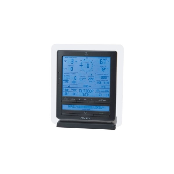 AcuRite Pro 5-in-1 Weather Station with Weather Ticker Digital Weather Station