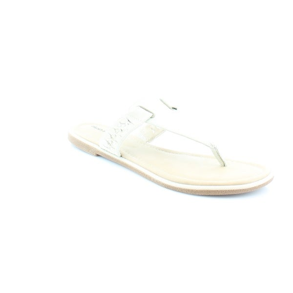 Hush Puppies Erin Capo IIV Women's Sandals & Flip Flops Off White - 11