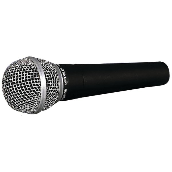 PYLE HOME PDMIC58 Professional Moving Coil Dynamic Handheld Microphone