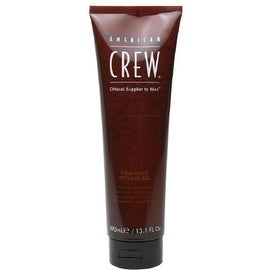 American Crew Styling Gel for Men, Firm Hold, 13.1 oz