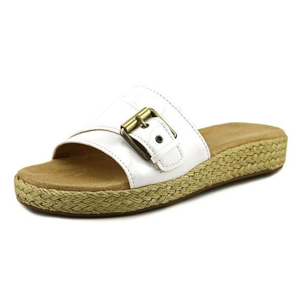 Aerosoles Glorify Women White Sandals