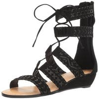 Carlos by Carlos Santana Womens Kamilla Open Toe Casual Gladiator Sandals