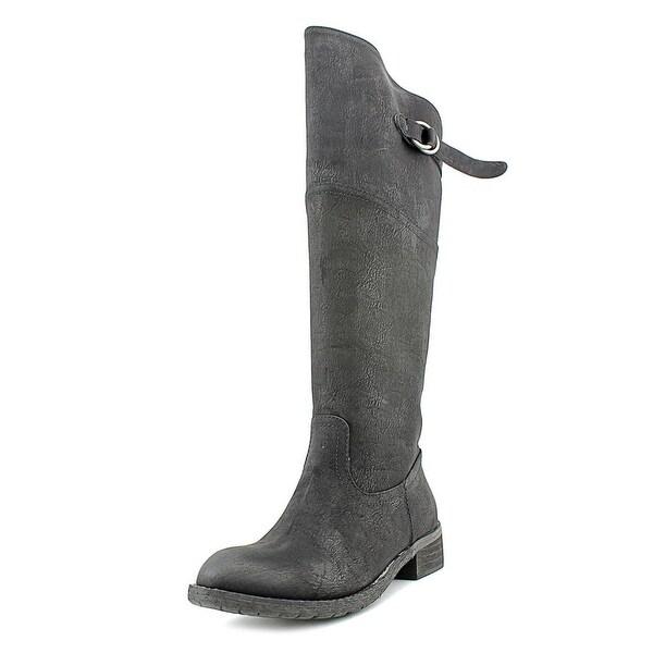 Volatile Carmi Women Round Toe Synthetic Over the Knee Boot
