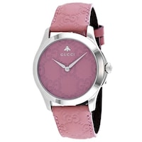 b3c24d45f96 Shop Gucci G-Timeless Candy Ladies Watch YA1264030 - Free Shipping ...
