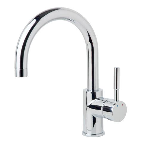 Symmons SPB-3510-1.5 Dia Single Hole Bar Faucet with Swivel Spout -