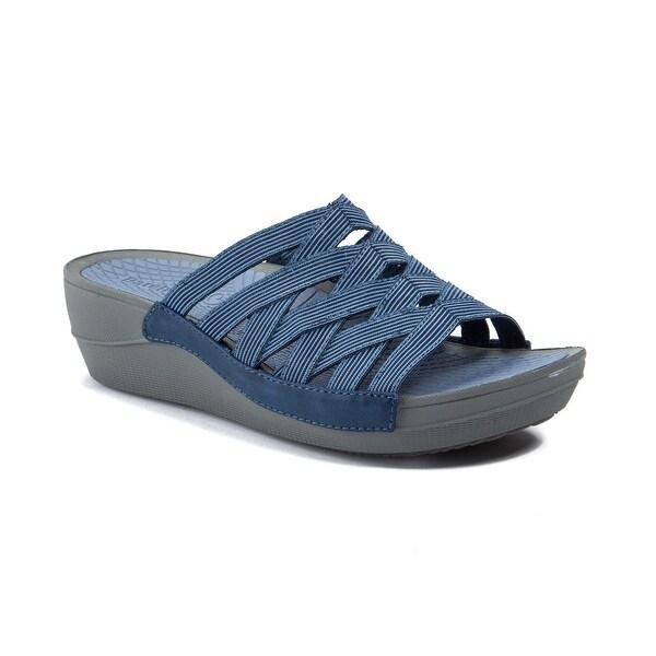 Baretraps Beverly Women's Sandals & Flip Flops Denim