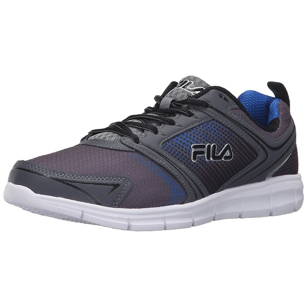 6e67d4d55333 Shop Fila Men s Windstar 2 Running Shoe - Free Shipping Today - Overstock -  27988287