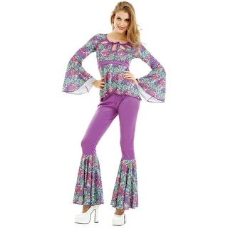 Disco Diva Adult Costume, L