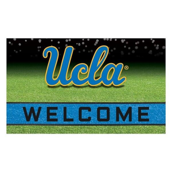 NCAA University of California - Los Angeles (UCLA) Bruins Heavy Duty Crumb  Rubber Door 61ee68646