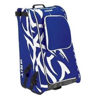 "Grit Inc HTFX Hockey Tower 36"" Wheeled Equipment Bag Royal HTFX036-TO (Toronto)"