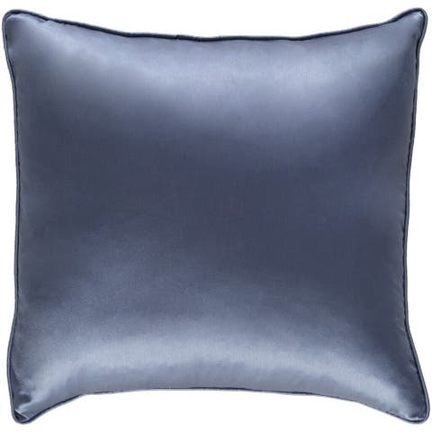 Decorative Verdi 18-inch Down or Poly Filled Pillow