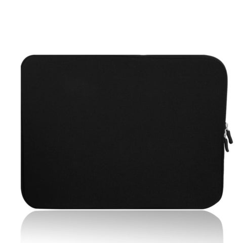 """Blk 15"""" 15.4"""" 15.6"""" Notebook Laptop Sleeve Bag Carrying Case Pouch for Dell Asus"""