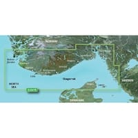 Garmin 010-C0778-00 Navigational Software Covers the Norwegian & Swedish Coasts