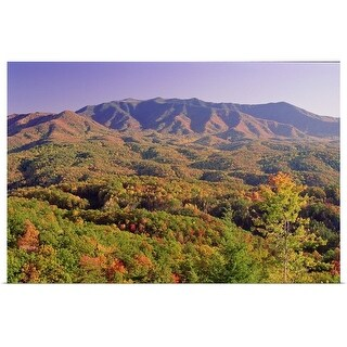 """""""Great Smoky Mountains National Park, Tennessee, USA"""" Poster Print"""