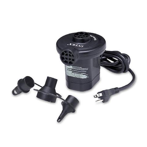 Intex 66619E Electric Quickfill Air Pump, 120-Volt