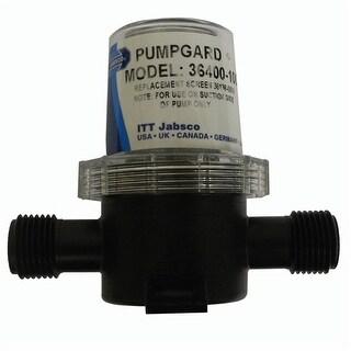 Jabsco Pumpguard In-Line Strainer - 1/2 Inches NPT Port Pumpgard In-Line Straine