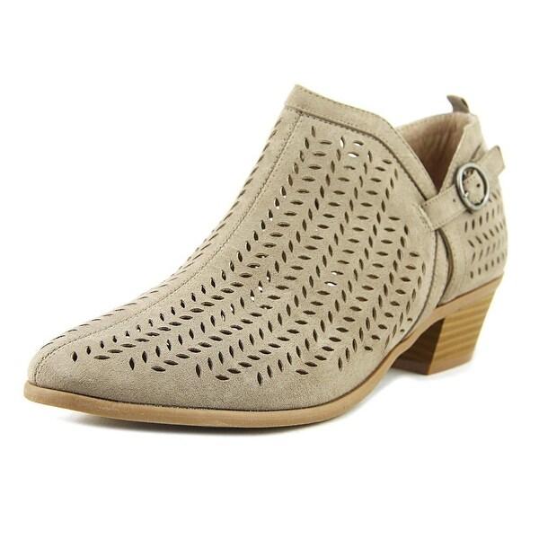 Hokus Pokus Tabitha 2 Women Pointed Toe Synthetic Gray Loafer
