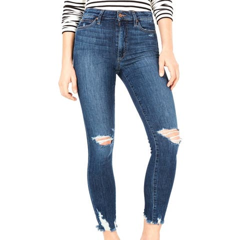 Joe's The High-Rise Skinny Ankle Jeans Oksana