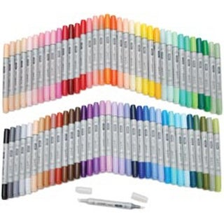 Set A - Copic Ciao Markers 72Pc Set