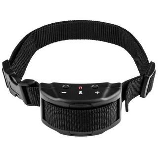 Petsonik No Bark Shock Collar for Bark Control with 7 Level Adjustable Sensitivity Control