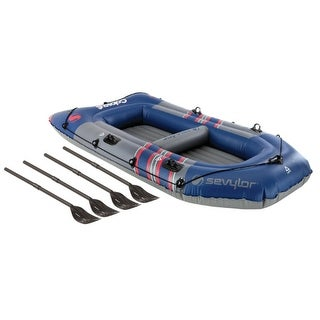 Sevylor Colossus 4-Person Inflatable Boat Inflatable Boat