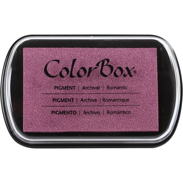 Colorbox Pigment Ink Pad-Romantic