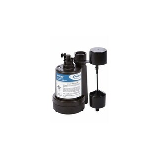 ProFlo PF92260 1/4 HP Thermoplastic Submersible Sump Pump