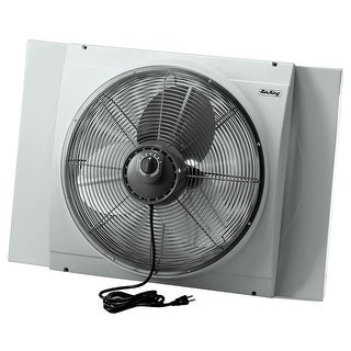 "Air King 9166  26-3/4"" 3560 CFM Whole House Window Mounted Fan with Storm Guard Housing from the Window Fans Collection"