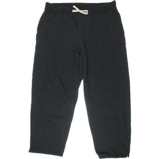 Polo Ralph Lauren Mens Fleece Heathered Lounge Pants - 2xb