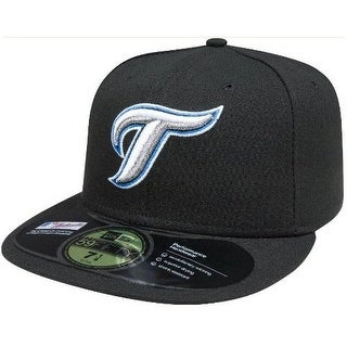 huge discount 56fb7 993b3 Shop MLB Toronto Blue Jays Authentic On Field Alternate 59FIFTY Cap - 7 5 8  - Free Shipping On Orders Over  45 - Overstock - 17678426