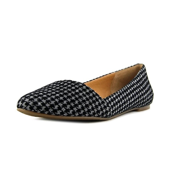 Lucky Brand Archh   Round Toe Leather  Flats