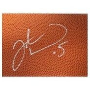 Signed Howard Josh 4x6 Basketball Surface Card autographed