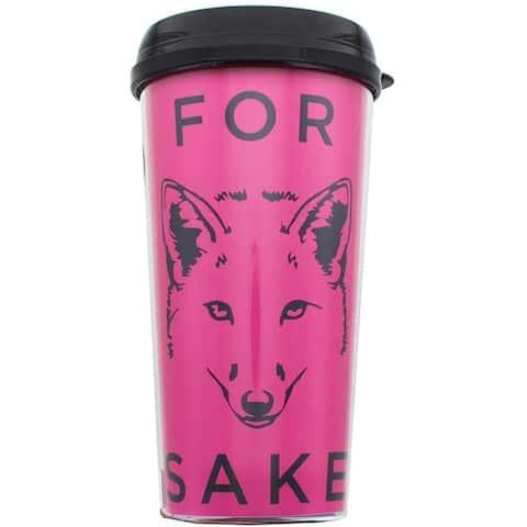 For (Fox`S) Sake Travel Mug - Multi
