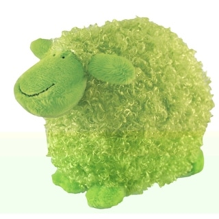 MerryMakers Green Sheep Doll