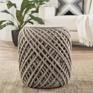 Link to Modern Cylinder Shape Pouf Similar Items in Living Room Furniture