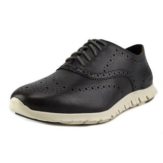 Cole Haan ZeroGrand Wing ox    Leather  Fashion Sneakers