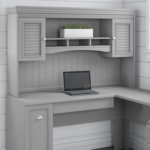 Copper Grove Felemea 60-inch Hutch for L-shaped Desk