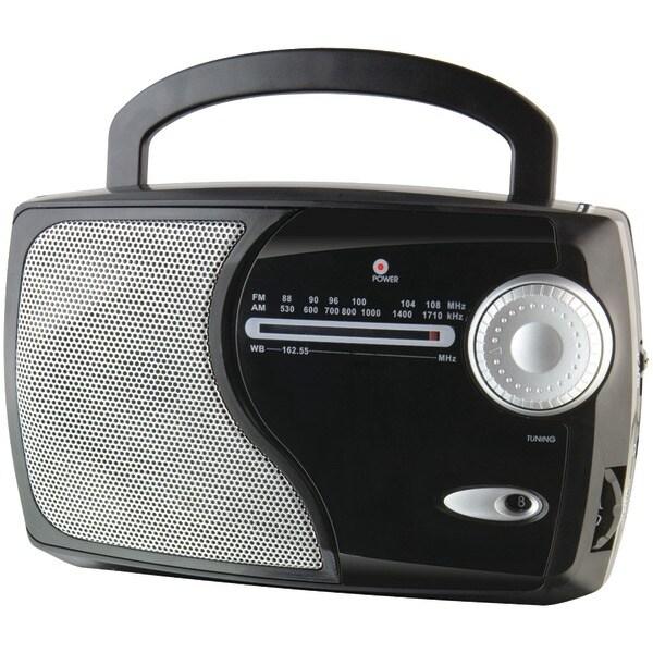Weatherx Wr282B Am/Fm Weather Radio
