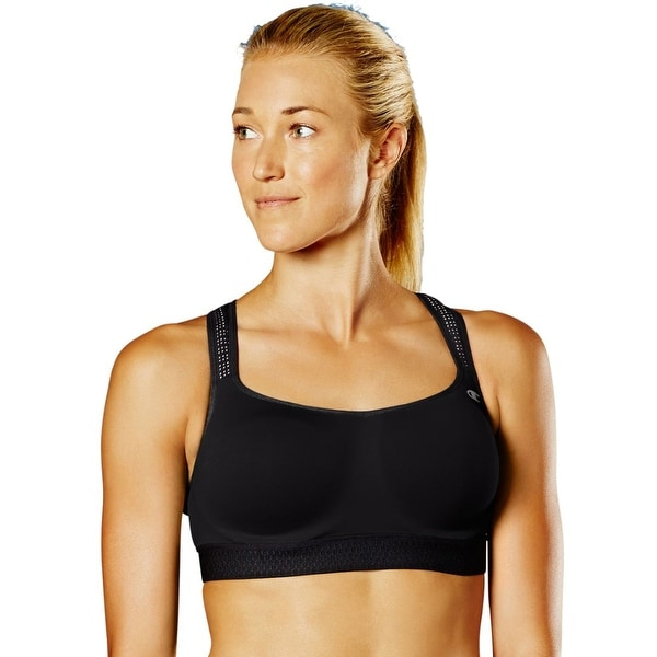 1457aff701 Shop Champion Women s Show-Off Wired Sports Bra - Free Shipping On Orders  Over  45 - Overstock - 18590800