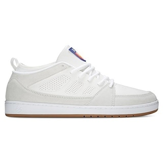 Es Skateboard Shoes SLB Mid - White