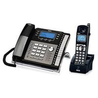 RCA ViSYS 25423RE1 & H5401RE1 GE / RCA Cordless / Corded Phone System