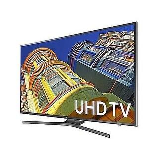 Samsung UN40KU6290 40-Inch 4K Ultra HD Smart LED TV (Refurbished) - Black