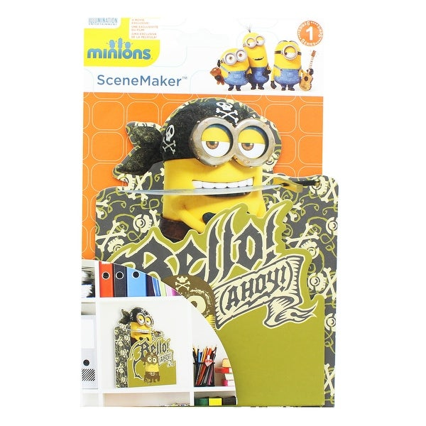 Despicable Me Scene Maker Minions Bob Party Décor