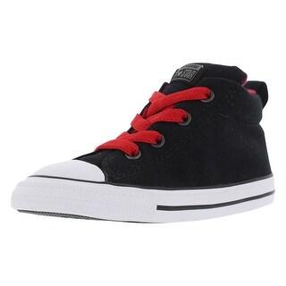 Converse Ctas Street Mid Athletic Boy's Shoes