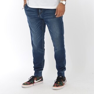 Slim Jogger In Elwood - Blue